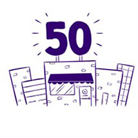 50th store