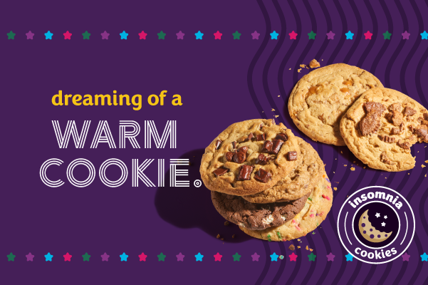 Dreaming Of A Warm Cookie