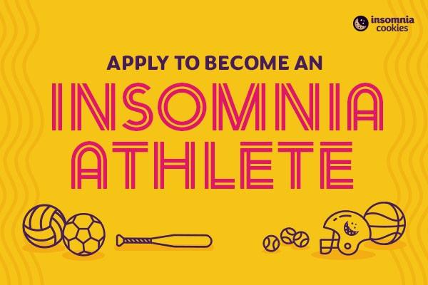 Insomnia Cookies Launches NCAA Sponsorship Program