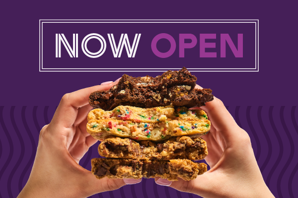 Insomnia Cookies Is Now Open in Louisville Highlands to Satisfy Cravings Day or Late into the Night