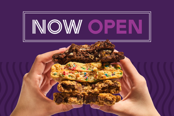 Insomnia Cookies Is Now Open in Tribeca to Satisfy Cravings Late into the Night