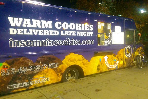 Philadelphia's Favorite Cookie Trucks Graduate to Brick and Mortar