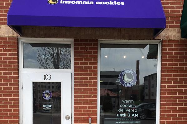 Insomnia Cookies now serving Hokie Nation