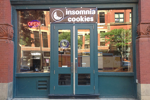 Insomnia Cookies Rocks Cleveland with Free Cookies for a Week