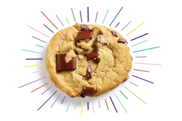 Free Chocolate Chunk Cookie on National Chocolate Chip Cookie Day