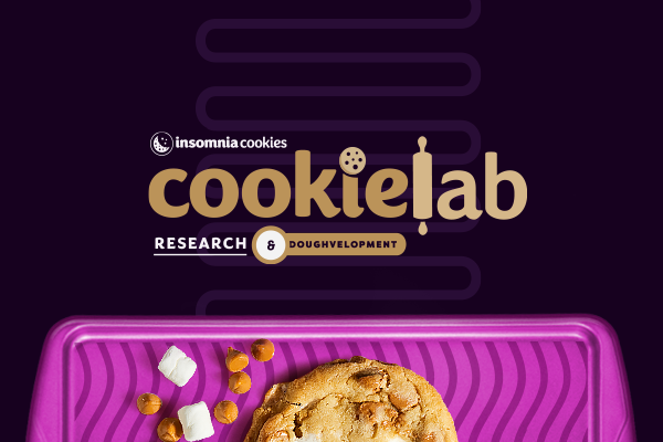 """Insomnia Cookies Launches New Research & """"Doughvelopment"""" Lab"""
