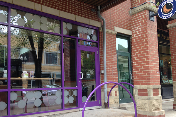 No Rest for Insomnia Cookies...Third Chicago Location Opens Today!