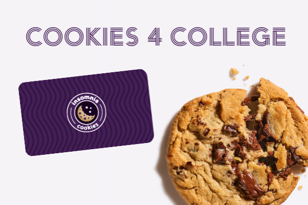 Insomnia Cookies Has Been Busy This Summer, Baking Up Warm, Delicious, Delivered Surprises in Time for Back-to-School!